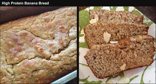 banana bread plain