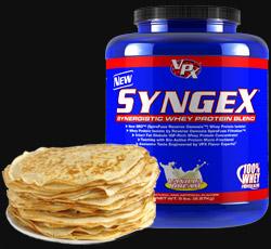 protein pancakes - syngex